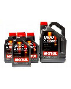 MOTUL 8100 X-CLEAN+ 5W30 8L