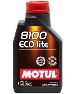 MOTUL 8100 ECO-LITE 0W20 1L