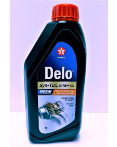 TEXACO DELO SYN-TDS 75W90 1L