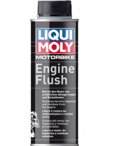 LIQUI MOLY MOTORBIKE ENGINE FLUSH 0.25 L