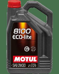 OLEJ MOTUL 8100 ECO-LITE 0W20 5L