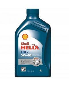 SHELL HELIX HX7 ECT 5W40 1L