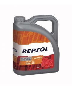 REPSOL CARTAGO CAJAS EP 75W90 5L