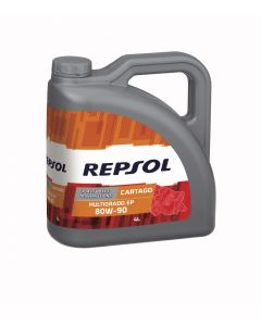 REPSOL CARTAGO MULTIGRADO EP 80W90 4L