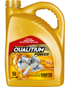 OLEJ QUALITIUM POWER 5W30 5L