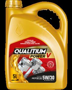 OLEJ QUALITIUM POWER V 5W30 5L
