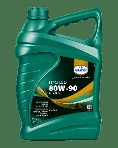 EUROL HPG SAE 80W-90 GL5 LSD 5L