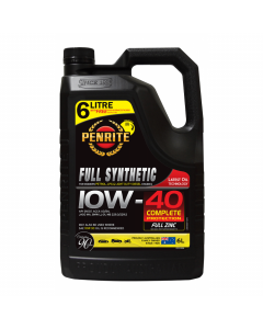 PENRITE FULL SYNTHETIC 10W-40 6L