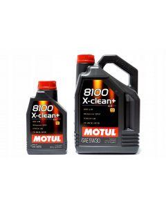 MOTUL 8100 X-CLEAN+ 5W30 6L
