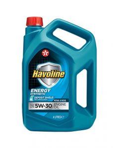 TEXACO HAVOLINE ENERGY 5W30 4L