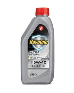 TEXACO HAVOLINE ULTRA 5W40 1L