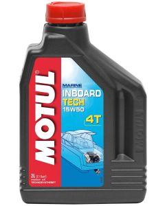 MOTUL INBOARD TECH 4T 15W50 2L