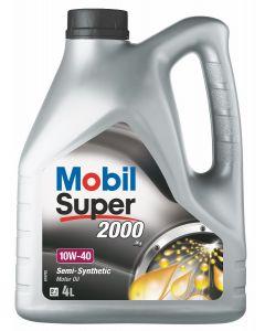 OLEJ MOBIL SUPER 2000 X1 10W40 4L