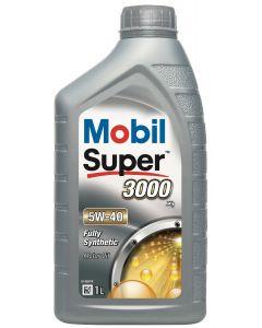 OLEJ MOBIL SUPER 3000 X1 5W40 1L