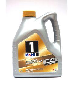 MOBIL 1 FS 0W40 4L