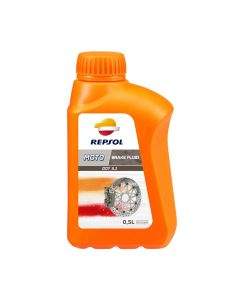REPSOL MOTO DOT 5.1 BRAKE FLUID 500ML