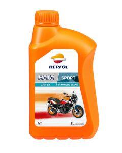 REPSOL MOTO SPORT 4T 15W50 1L
