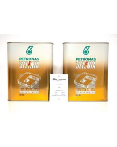 SELENIA GOLD SYNTHETIC 10W40 4L