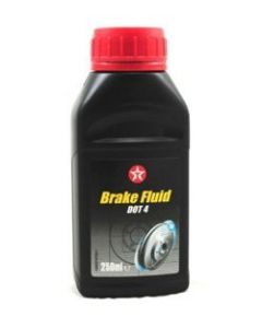 TEXACO BRAKE FLUID DOT-4 0.25L