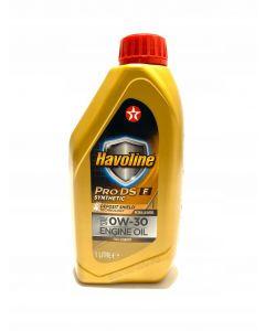OLEJ TEXACO HAVOLINE PRO DS F 0W30 1L