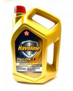 OLEJ TEXACO HAVOLINE PRO DS F 0W30 4L