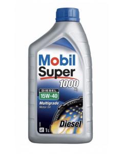 MOBIL DIESEL SUPER 15W40 1L