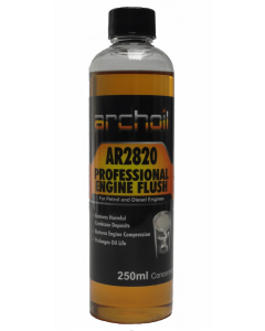 ARCHOIL AR2820 PROFESSIONAL ENGINE FLUSH 250ML