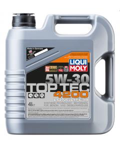 LIQUI MOLY TOP TEC 4200 5W30 4L