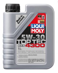 LIQUI MOLY TOP TEC 4300 5W30 1L (2323)