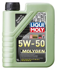 LIQUI MOLY MOLYGEN 5W50 1L