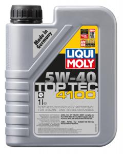 LIQUI MOLY TOP TEC 4100 5W40 1L (9510)