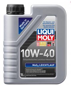 LIQUI MOLY MOS2 LEICHTLAUF 10W40 1L (2626)