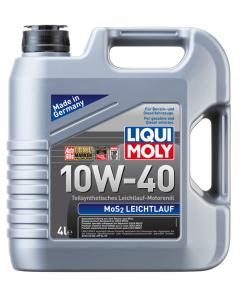 LIQUI MOLY MOS2 LEICHTLAUF 10W40 4L