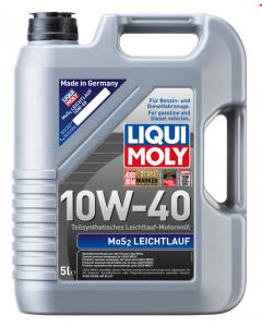 LIQUI MOLY MOS2 LEICHTLAUF 10W40 5L (2184)