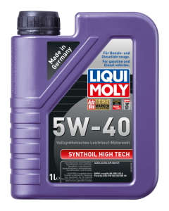 LIQUI MOLY SYNTHOIL HIGH TECH 5W40 (1855)