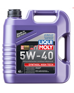 LIQUI MOLY SYNTHOIL HIGH TECH 5W40 4L