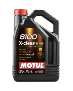 OLEJ MOTUL 8100 X-CLEAN EFE 5W30 5L